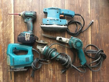 リユース-電動工具