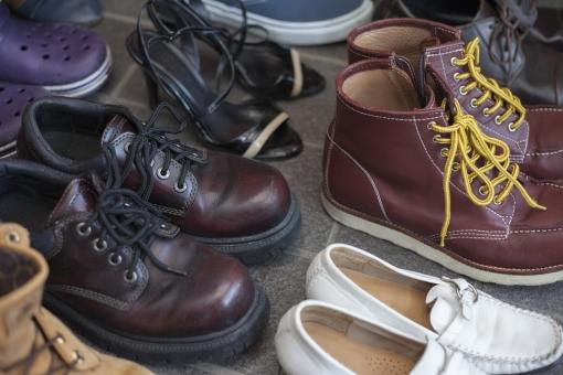 リユース-靴鞄類