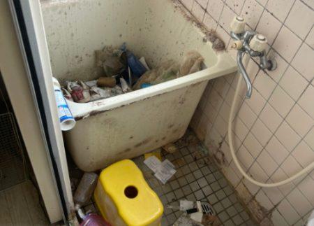 ごみ屋敷水回り