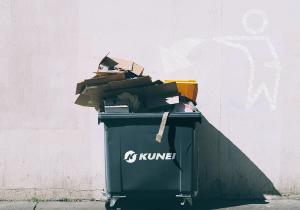 勲栄総建熊本のゴミ処理回収事業